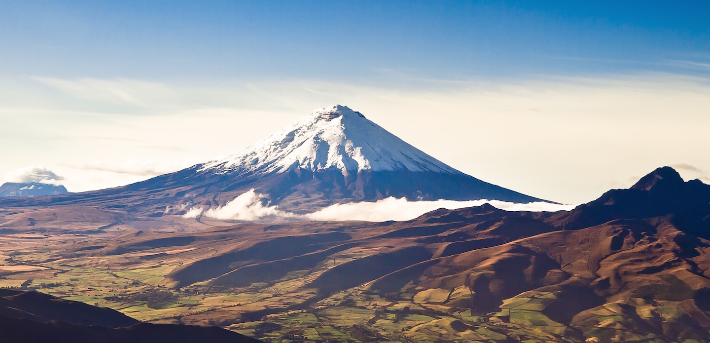 Cotopaxi National Park Reopens After 120 Days Of Closure
